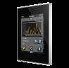 Z41 PRO / Панель KNX, ёмкостной сенсорный TFT экран 4.1 дюймов, IP-порт